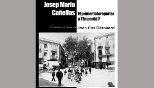 Conferència de Joan Cos, 28 de gener