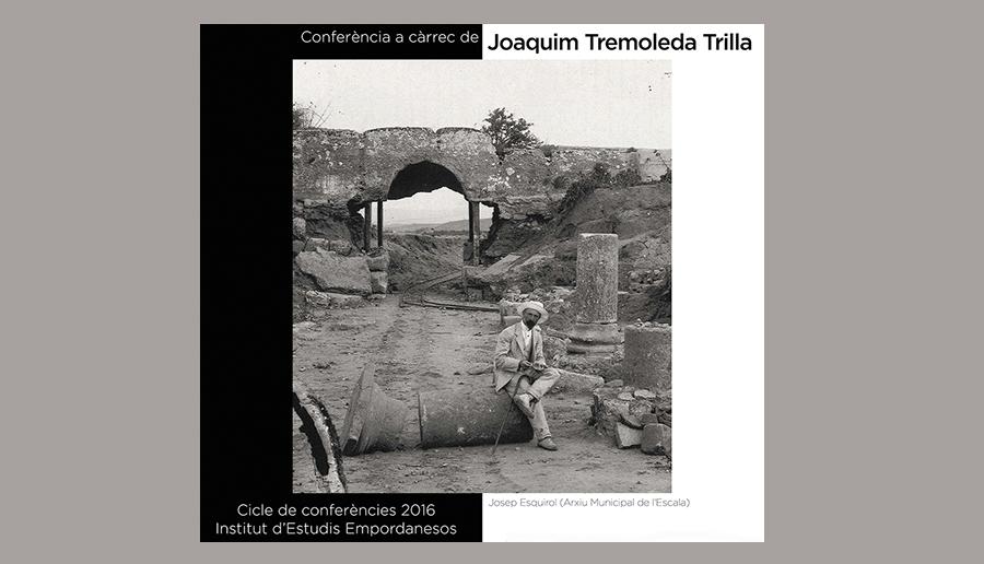 Conferència de Quim Tremoleda, 25 de febrer