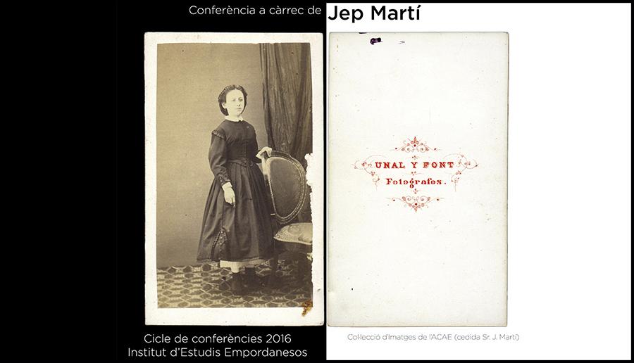Conferència de Jep Martí, 16 de juny