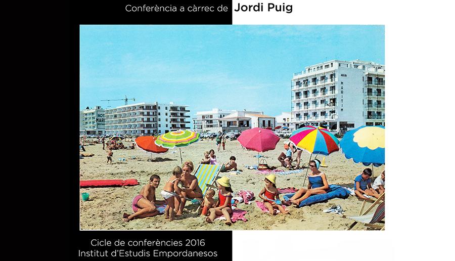 Conferència de Jordi Puig, 24 de novembre