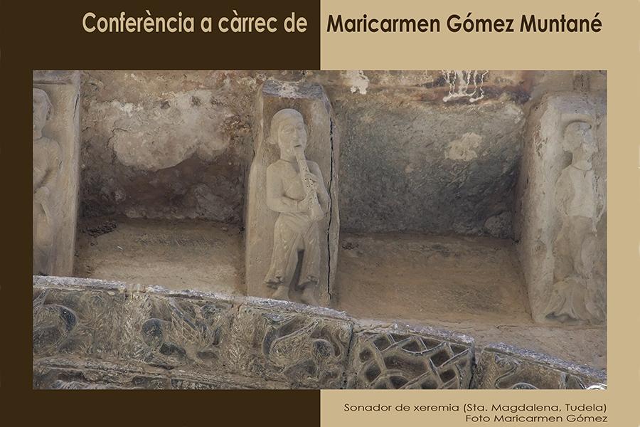 Conferència de Maricarmen Gómez, 23 de febrer