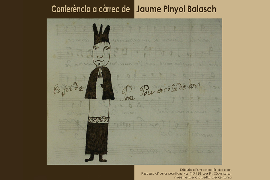 Conferència Jaume Pinyol, 5 d'octubre