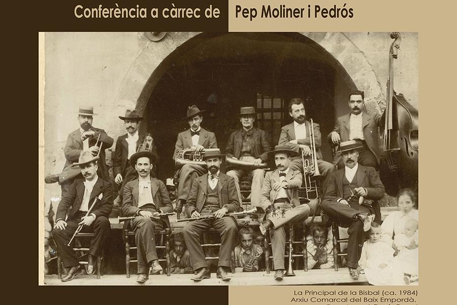 Conferència de Pep Moliner, 26 d'octubre