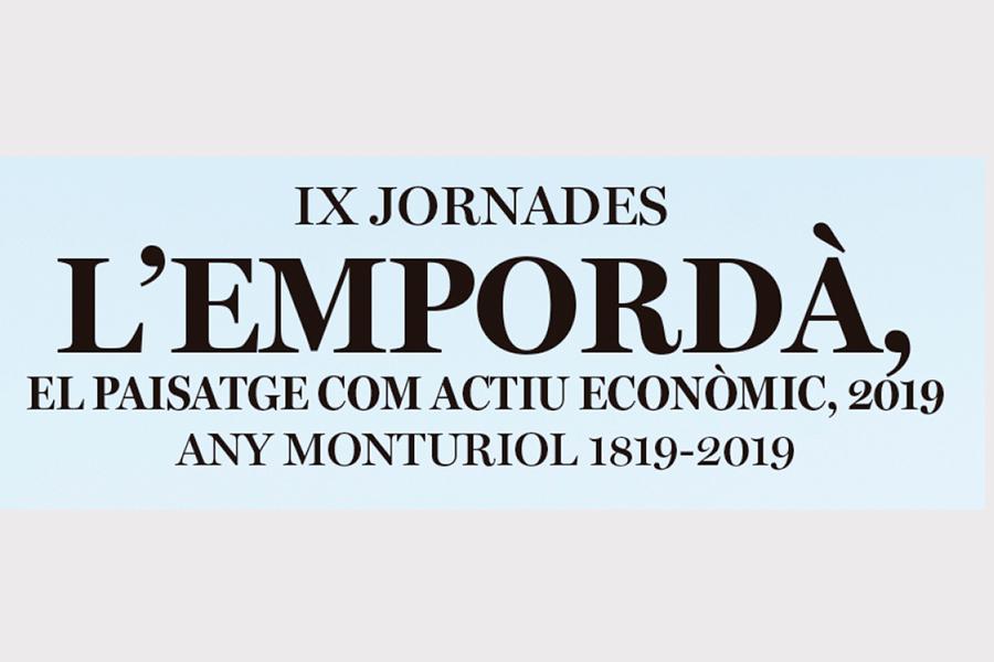 IX Jornades l'Empordà com actiu econòmic