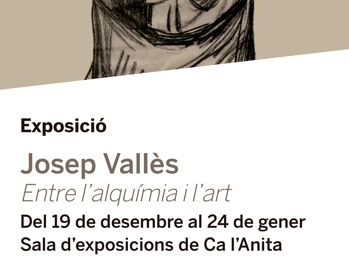 Exposició homenatge a Josep Vallès, 19 de desembre