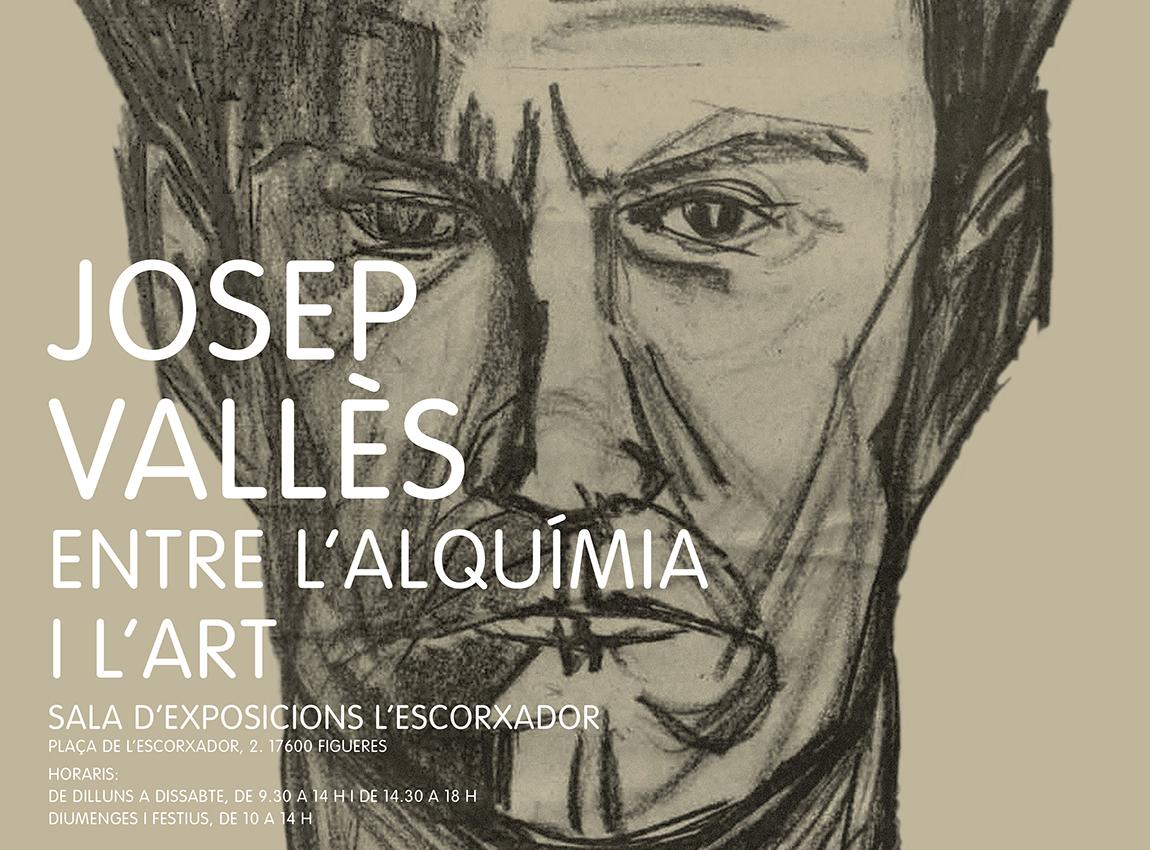 Exposició de Josep Vallès a Figueres, 5 de març a 15 de maig